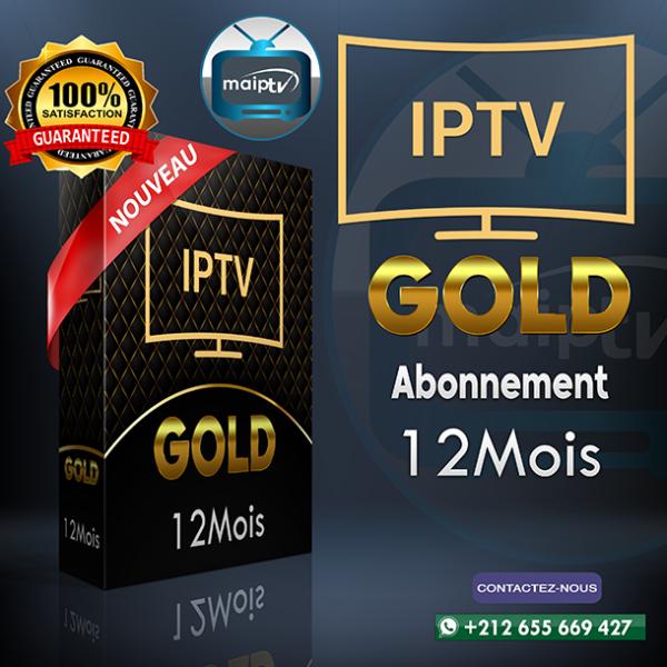 iptv Gold